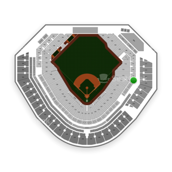 Comerica Park Section 115 Seat Views | SeatGeek
