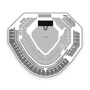 Comerica Park Seating Chart Concert