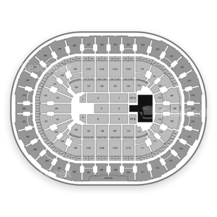 Quicken Loans Arena Seating Chart Concert