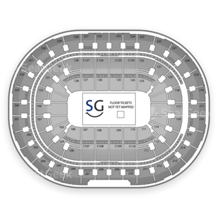 Quicken Loans Arena Seating Chart Music Festival