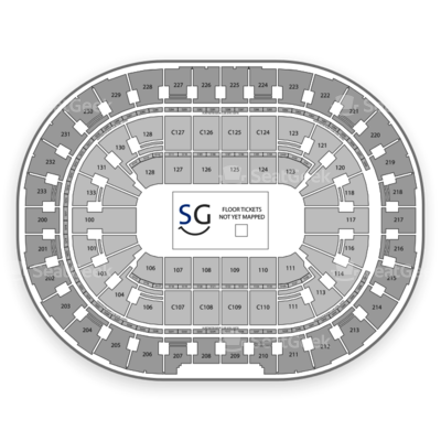 Quicken Loans Arena seating chart Marvel Universe Live