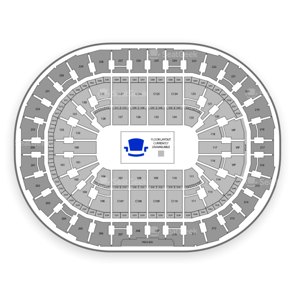 Quicken Loans Arena Seating Chart MLB