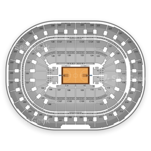 Quicken Loans Arena Seating Chart NCAA Basketball