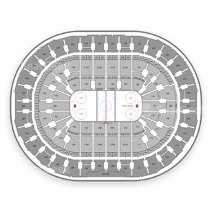 Cleveland Monsters Seating Chart