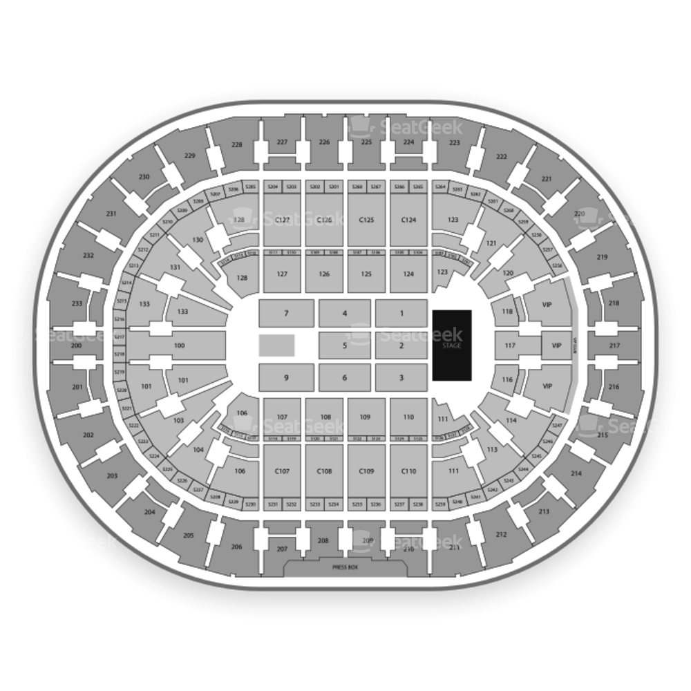 Quicken Loans Arena Seating Chart Classical