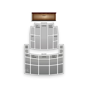 Rochester Auditorium Theatre Seating Chart Dance Performance Tour