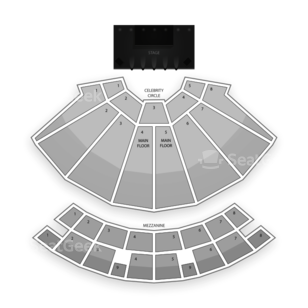 Star Plaza Theatre Seating Chart Comedy