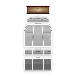 Popejoy Hall Seating Chart Dance Performance Tour