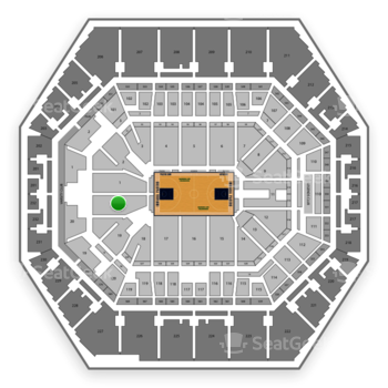 Bankers Life Fieldhouse Section 20 Seat Views | SeatGeek