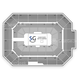 Allstate Arena Seating Chart Wwe