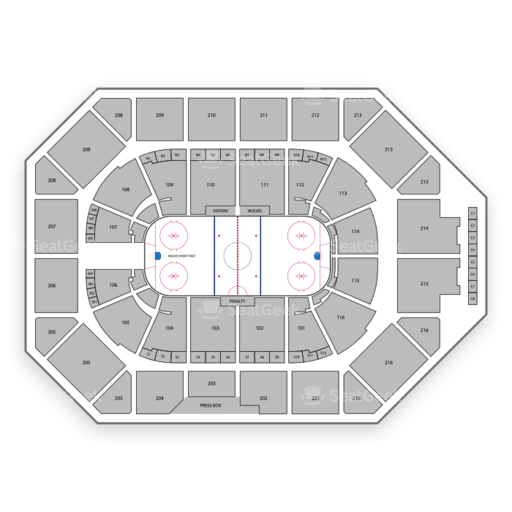 Iowa Wild At Chicago Wolves April Minor League Hockey Tickets 4 4 2021 At 3 30 Am Seatgeek