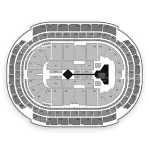Xcel Energy Center Seating Chart Concert