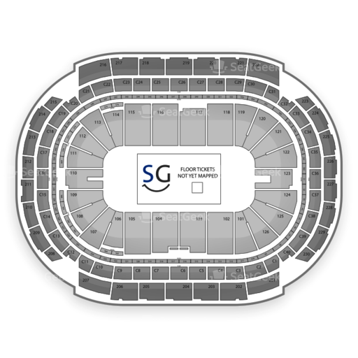 Xcel Energy Center Seating Chart Family