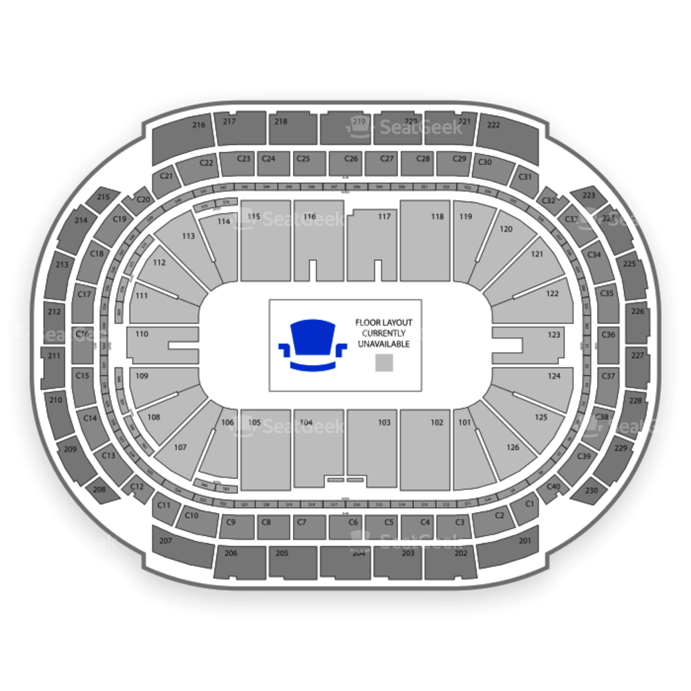 Xcel Energy Center Seating Chart NFL