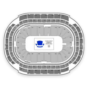Xcel Energy Center Seating Chart Theater