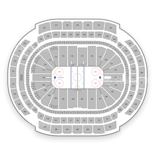 Minnesota Wild Seating Chart