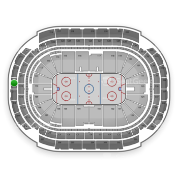 Minnesota Wild at Xcel Energy Center Section 212 View