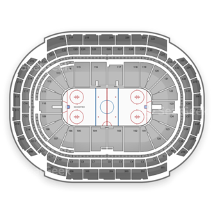 Xcel Energy Center Seating Chart NCAA Hockey