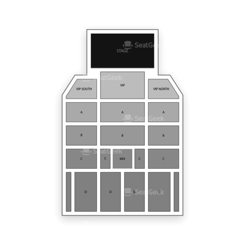 Winstar Casino Global Events Center Seating Chart Comedy