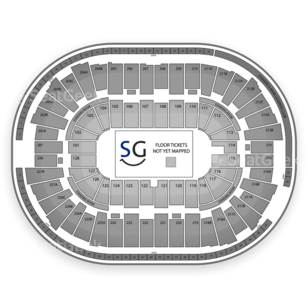 Joe Louis Arena Seating Chart Broadway Tickets National