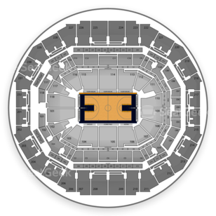 Memphis Tigers Basketball Seating Chart