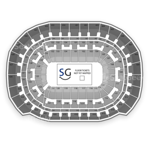 BB&T Center Seating Chart Concert