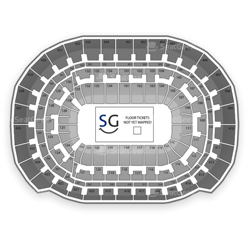BB&T Center Seating Chart Classical