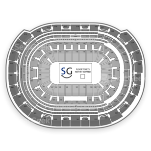 BB&T Center Seating Chart Boxing