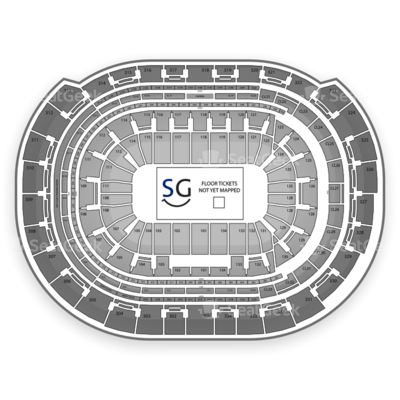 BB&T Center seating chart Florida Panthers
