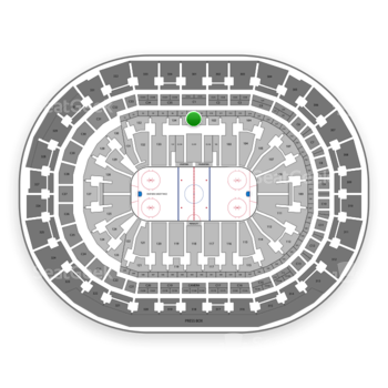 Florida Panthers at BB&T Center Section 101 View