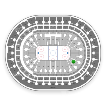 Florida Panthers at BB&T Center Section 112 View