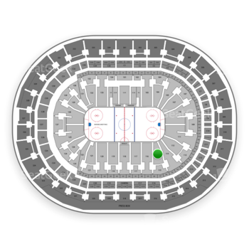 Florida Panthers at BB&T Center Section 115 View