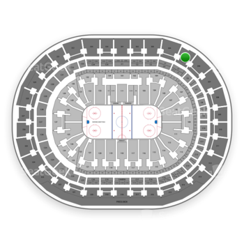 Florida Panthers at BB&T Center Section 305 View