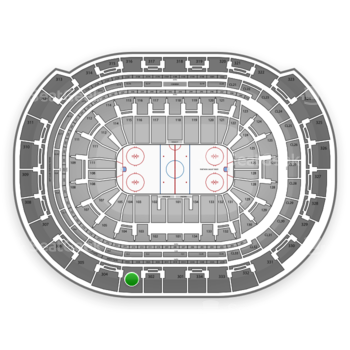 Florida Panthers at BB&T Center Section 303 View