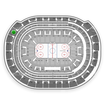 Florida Panthers at BB&T Center Section 312 View