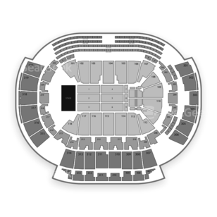 Philips Arena Seating Chart Music Festival
