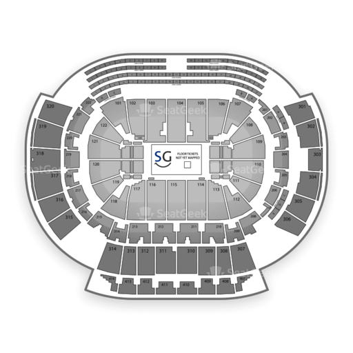 Philips Arena Seating Chart Classical