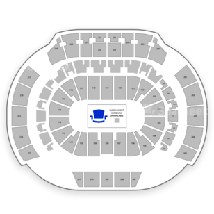 Philips Arena Seating Chart Parking