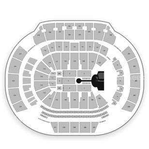 State Farm Arena Seating Chart Broadway Tickets National