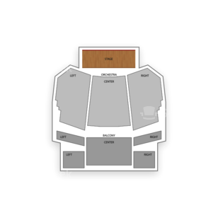 Bardavon Opera House Seating Chart Comedy