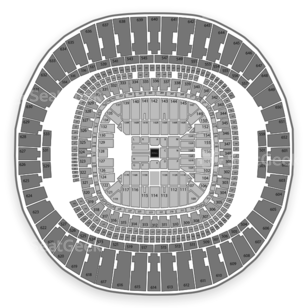 Mercedes-Benz Superdome Seating Chart Wwe