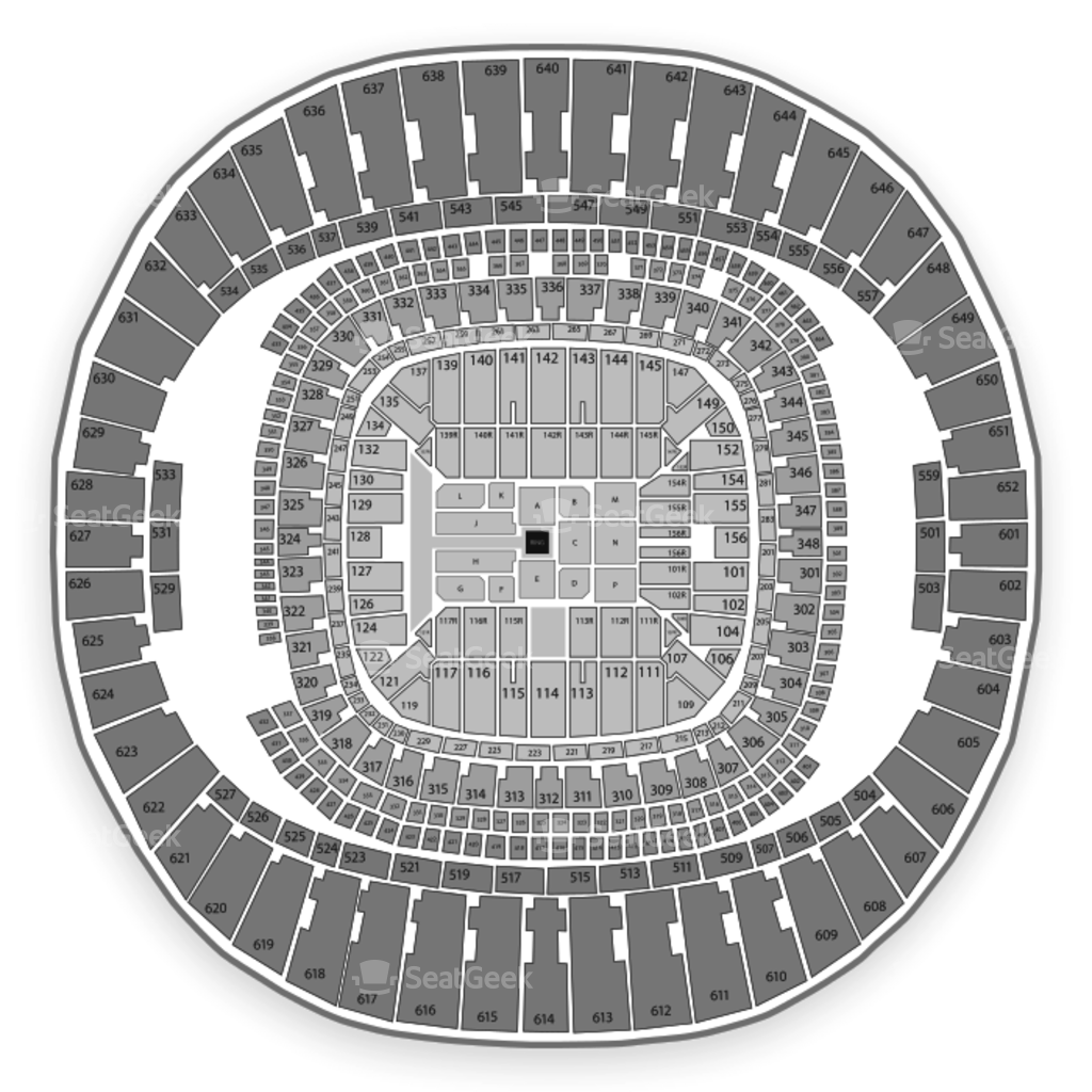 New orleans saints seating chart 3d mercedes benz for Mercedes benz superdome seating chart