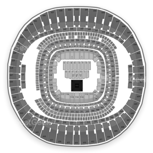 Mercedes-Benz Superdome Seating Chart Concert