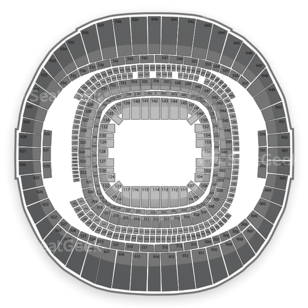 Mercedes-Benz Superdome Seating Chart Monster Truck