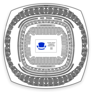 College Football Playoff National Championship Game Seating Chart
