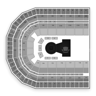 Sears Centre Seating Chart Cirque Du Soleil