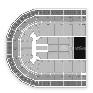 Sears Centre Seating Chart Concert