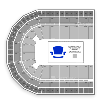 Sears Centre Seating Chart Hillsong United