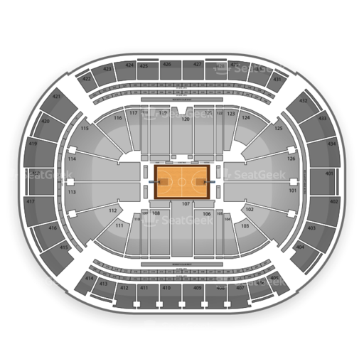 Toyota Center Seating Chart