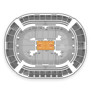 Houston Rockets Seating Chart